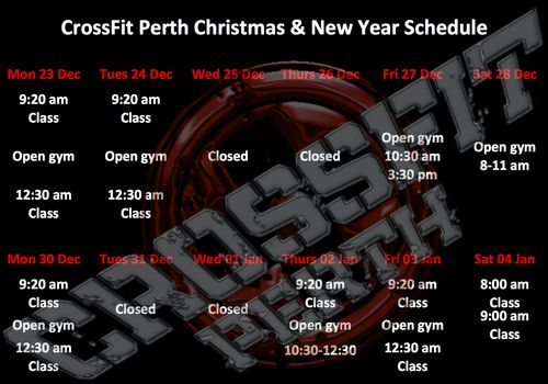 Web sched christ