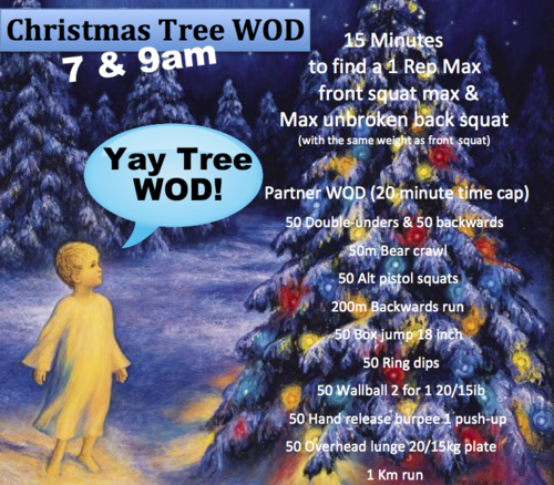 Tree wod