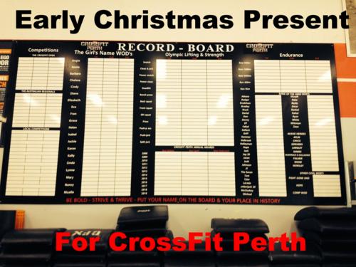 Record board